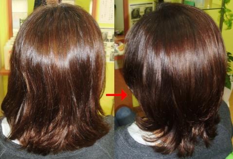 ミコノスサプリカラーでほんとうに綺麗な髪に!