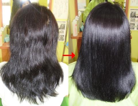 ミコノス縮毛矯正でほんとうに綺麗な髪に!