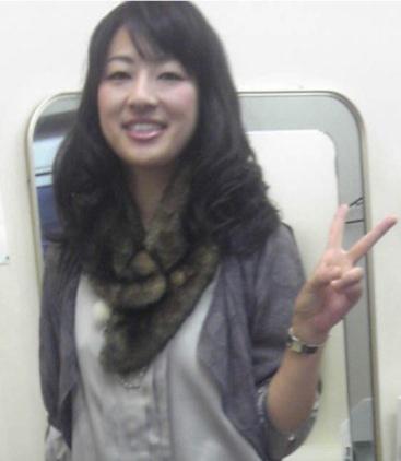 ミコノスイオンカール+パーフェクトカラーで笑顔でにっこり!