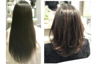 マレーア・レナータ施術で髪質改善!板橋区志村:flowさんの声